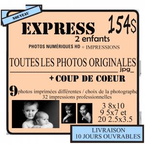 EXPRESS 2 enfants