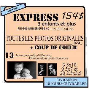 EXPRESS 3 enfants
